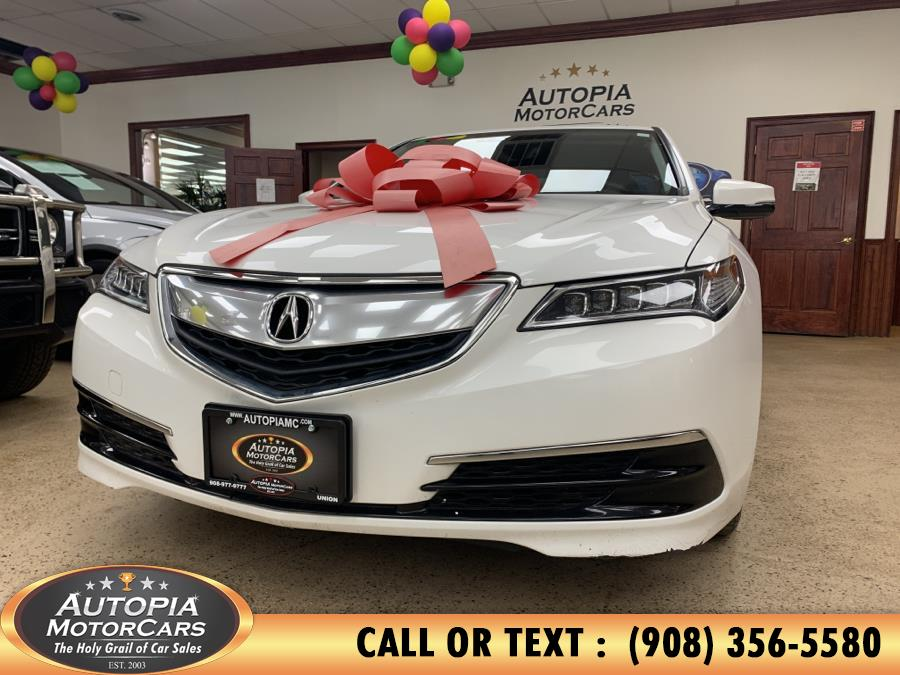 Used 2015 Acura TLX in Union, New Jersey | Autopia Motorcars Inc. Union, New Jersey