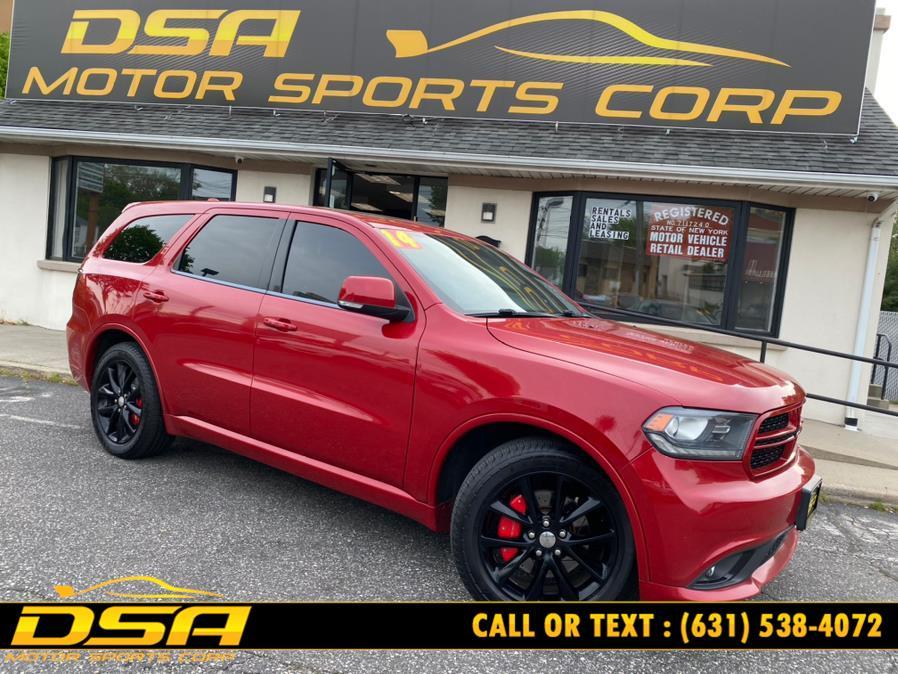 Used 2014 Dodge Durango in Commack, New York   DSA Motor Sports Corp. Commack, New York