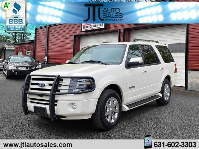 Used Ford Expedition 4WD 4dr Limited 2008 | www.ListingAllAutos.com. Patchogue, New York