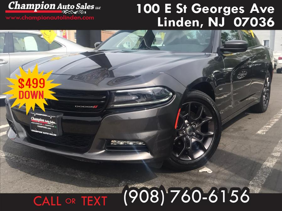 Used 2018 Dodge Charger in Linden, New Jersey | Champion Auto Sales. Linden, New Jersey
