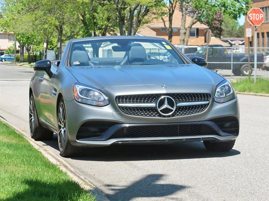Used Mercedes-benz Slc SLC 300 2018 | Auto Expo Ent Inc.. Great Neck, New York