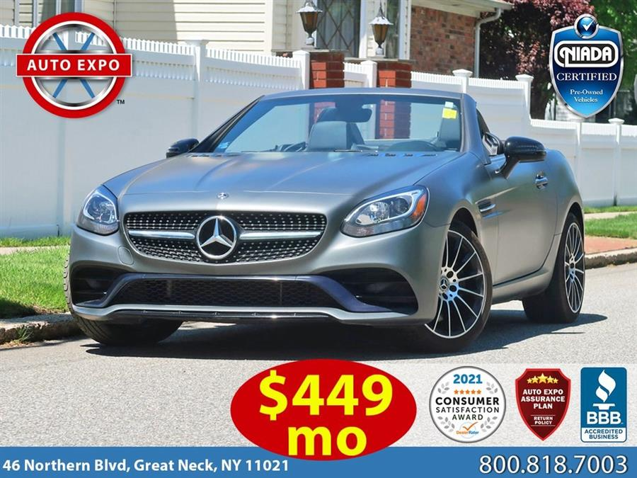 Used 2018 Mercedes-benz Slc in Great Neck, New York | Auto Expo Ent Inc.. Great Neck, New York