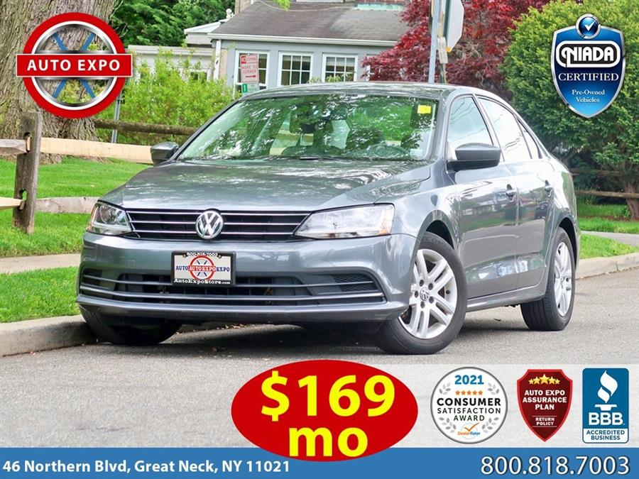 Used 2017 Volkswagen Jetta in Great Neck, New York | Auto Expo Ent Inc.. Great Neck, New York