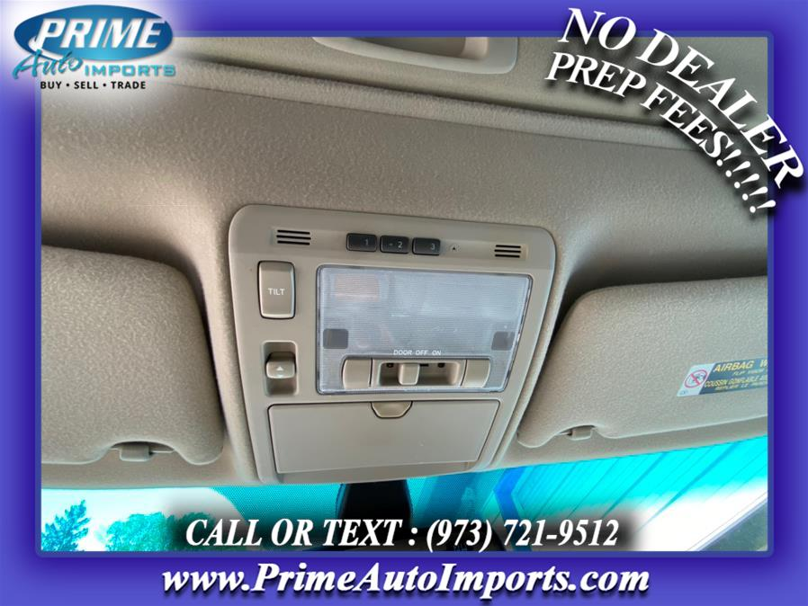 Used Lexus RX 350 AWD 4dr 2008   Prime Auto Imports. Bloomingdale, New Jersey