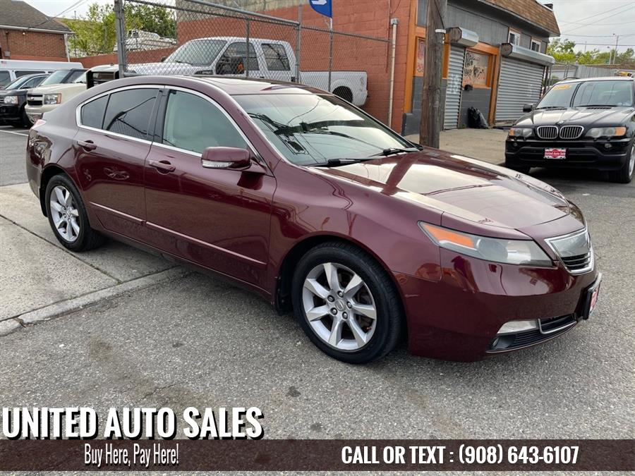 Used 2012 Acura Tl in Newark, New Jersey | United Auto Sale. Newark, New Jersey