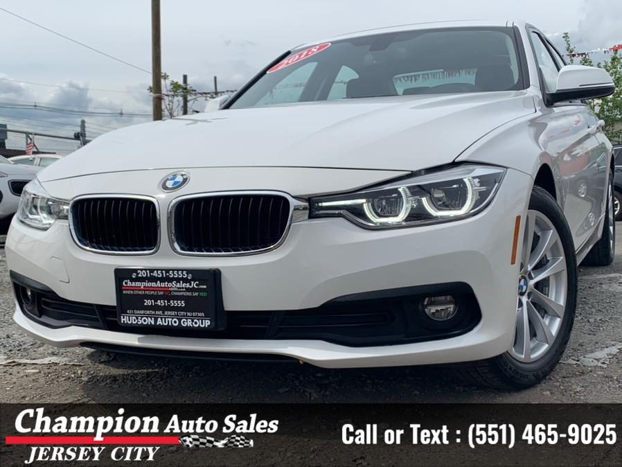 Used BMW 3 Series 320i xDrive Sedan South Africa 2018 | Champion Auto Sales of JC. Jersey City, New Jersey