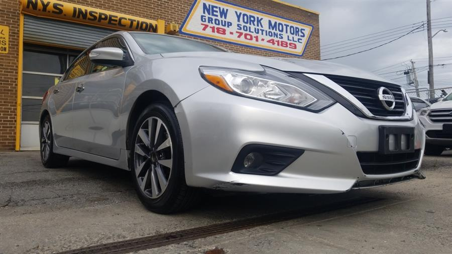 Used 2017 Nissan Altima in Bronx, New York | New York Motors Group Solutions LLC. Bronx, New York