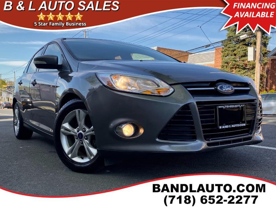 Used 2012 Ford Focus in Bronx, New York | B & L Auto Sales LLC. Bronx, New York