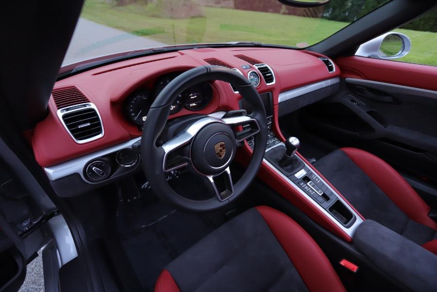 Used Porsche Boxster 2dr Roadster Spyder 2016   Meccanic Shop North Inc. North Salem, New York