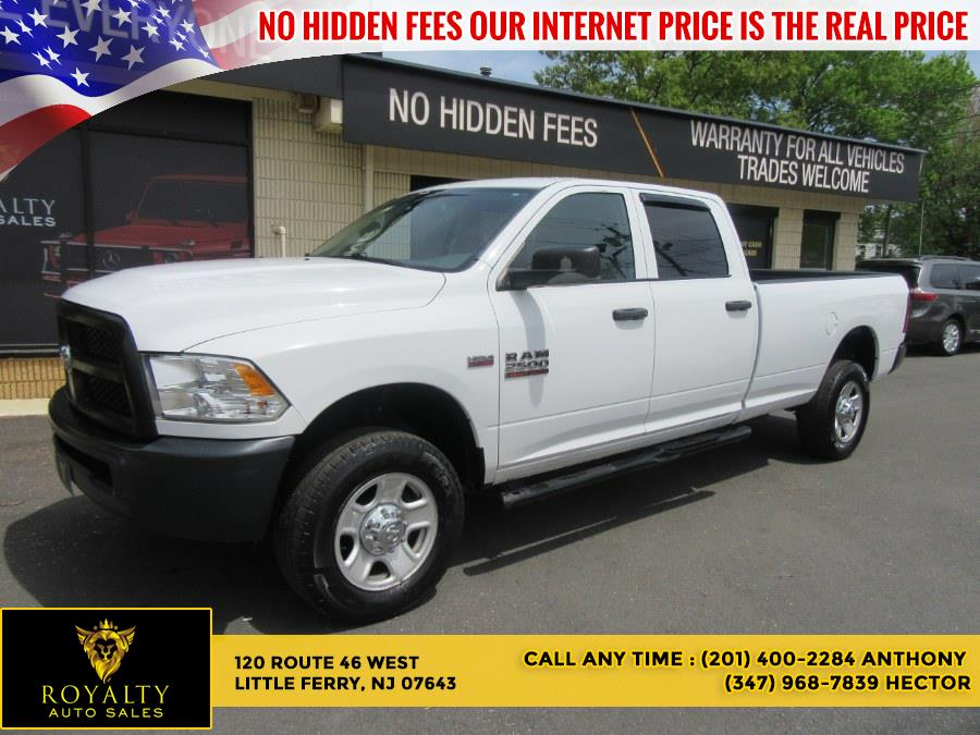 Used 2017 Ram 2500 in Little Ferry, New Jersey | Royalty Auto Sales. Little Ferry, New Jersey