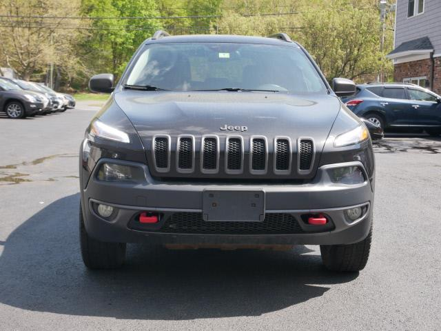 Used Jeep Cherokee Trailhawk 2015 | Canton Auto Exchange. Canton, Connecticut