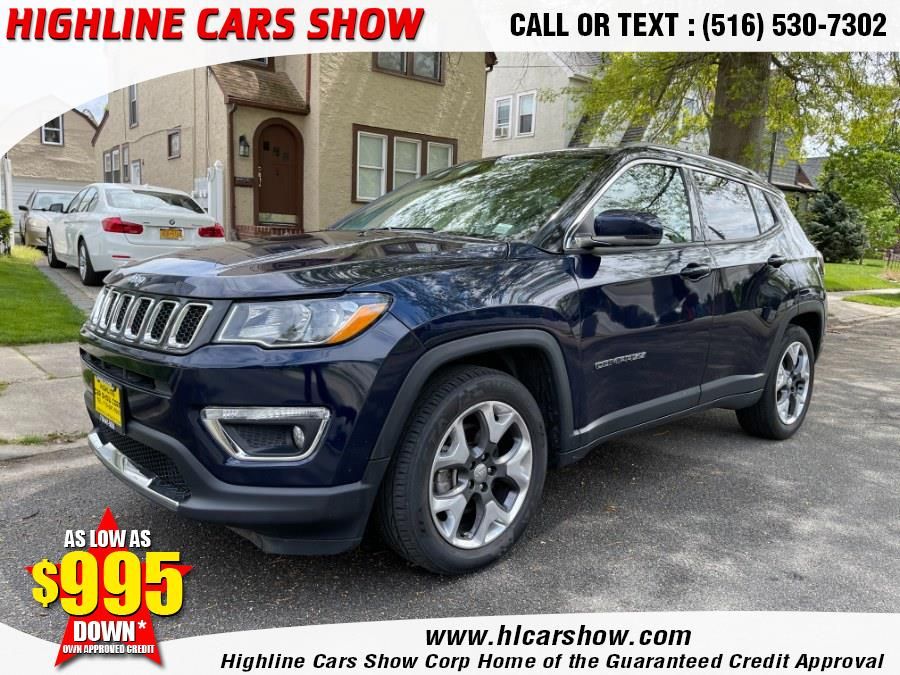 Used 2019 Jeep Compass in West Hempstead, New York   Highline Cars Show Corp. West Hempstead, New York