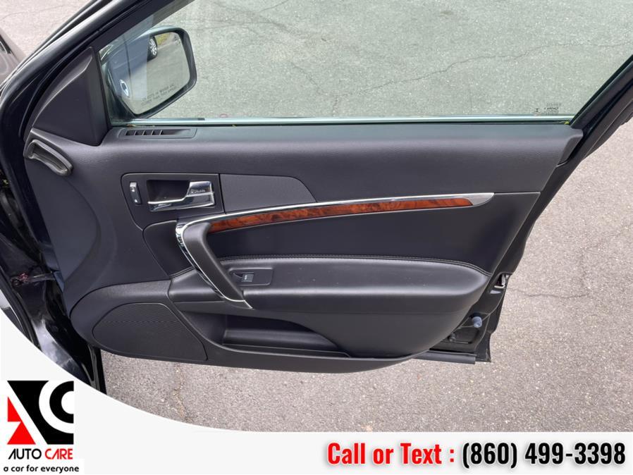 Used Lincoln MKZ 4dr Sdn AWD 2012 | Auto Care Motors. Vernon , Connecticut