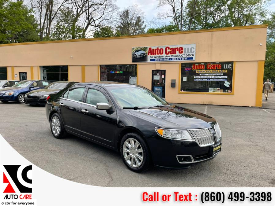 Used Lincoln MKZ 4dr Sdn AWD 2012 | Auto Care Motors. Vernon , Connecticut
