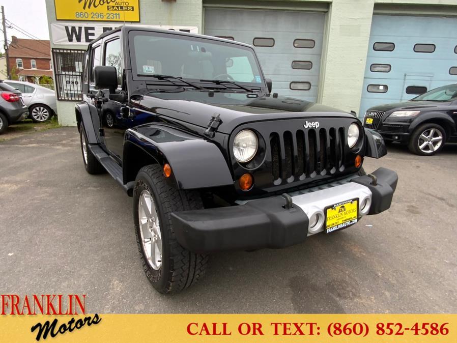 Used 2010 Jeep Wrangler Unlimited in Hartford, Connecticut | Franklin Motors Auto Sales LLC. Hartford, Connecticut