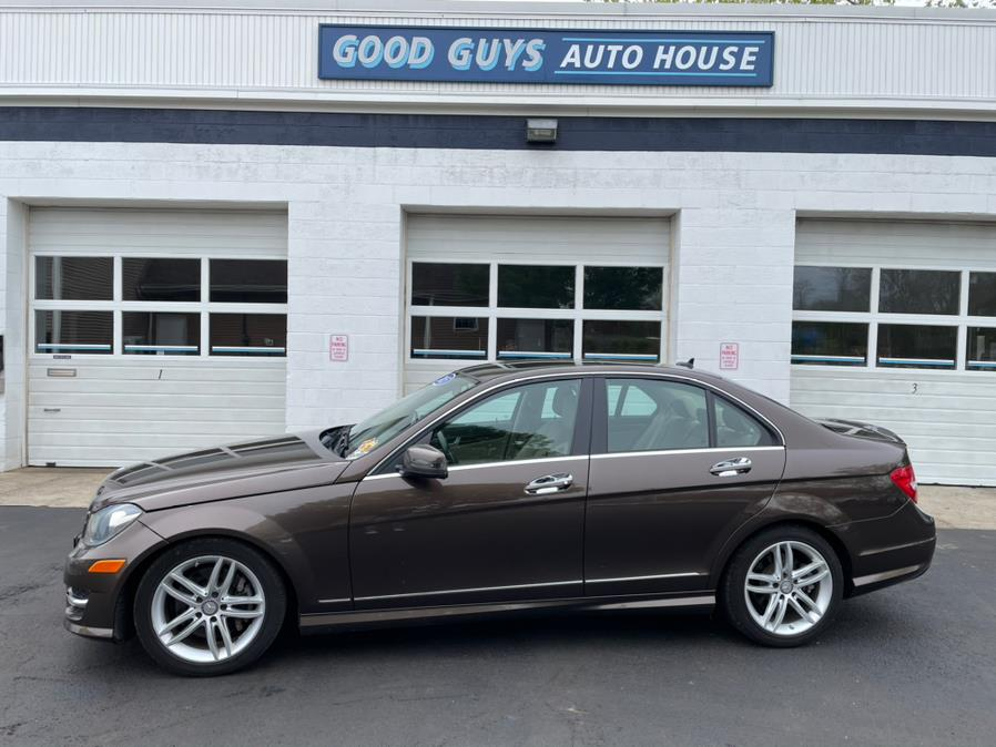 Used 2013 Mercedes-Benz C-Class in Southington, Connecticut | Good Guys Auto House. Southington, Connecticut