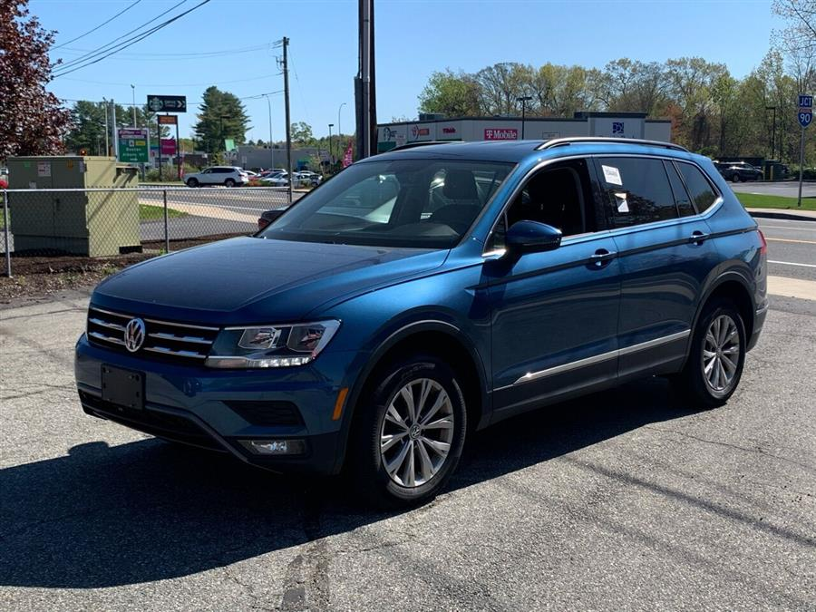 Used 2018 Volkswagen Tiguan in Ludlow, Massachusetts | Ludlow Auto Sales. Ludlow, Massachusetts