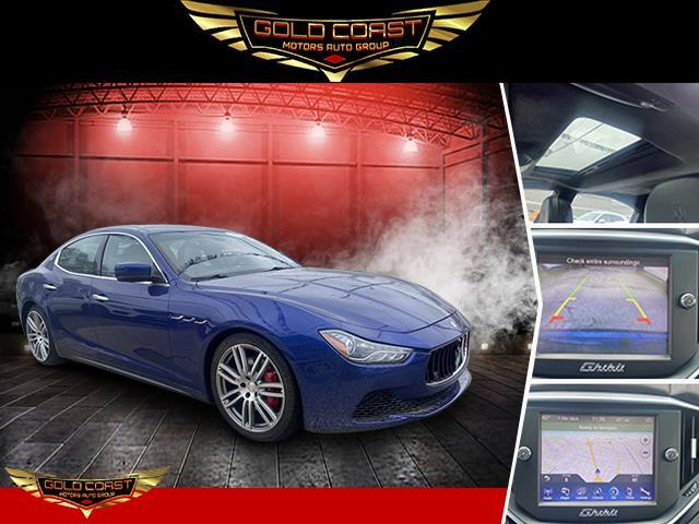 Used Maserati Ghibli 4dr Sdn S Q4 2014 | Sunrise Auto Outlet. Amityville, New York