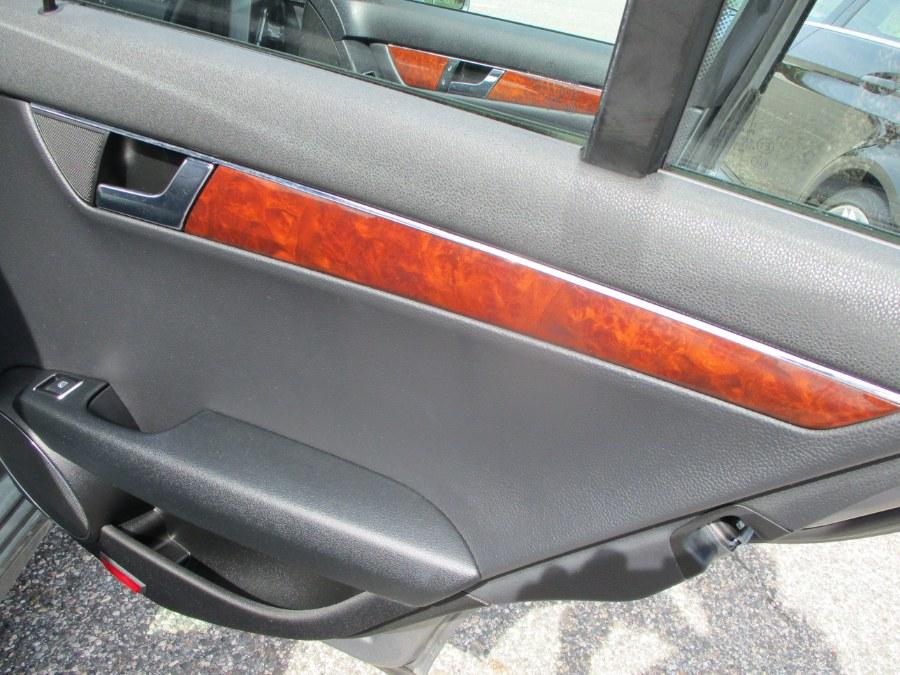 Used Mercedes-Benz C-Class 4dr Sdn C300 Sport 4MATIC 2011 | South Shore Auto Brokers & Sales. Massapequa, New York
