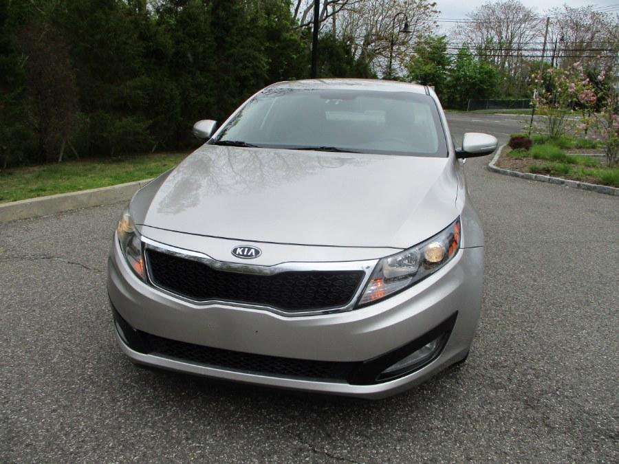 Used Kia Optima 4dr Sdn 2.4L Auto EX 2012 | South Shore Auto Brokers & Sales. Massapequa, New York
