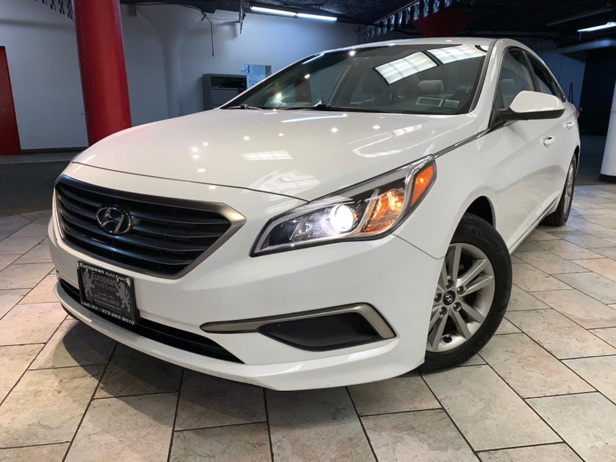 Used Hyundai Sonata 2.4L PZEV 2017 | European Auto Expo. Lodi, New Jersey