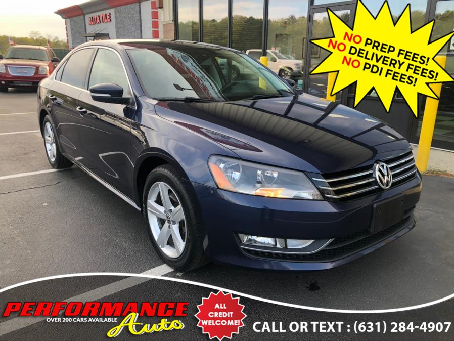 Used 2015 Volkswagen Passat in Bohemia, New York | Performance Auto Inc. Bohemia, New York