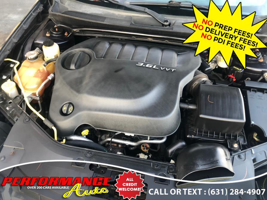 Used Chrysler 200 4dr Sdn Touring 2012   Performance Auto Inc. Bohemia, New York