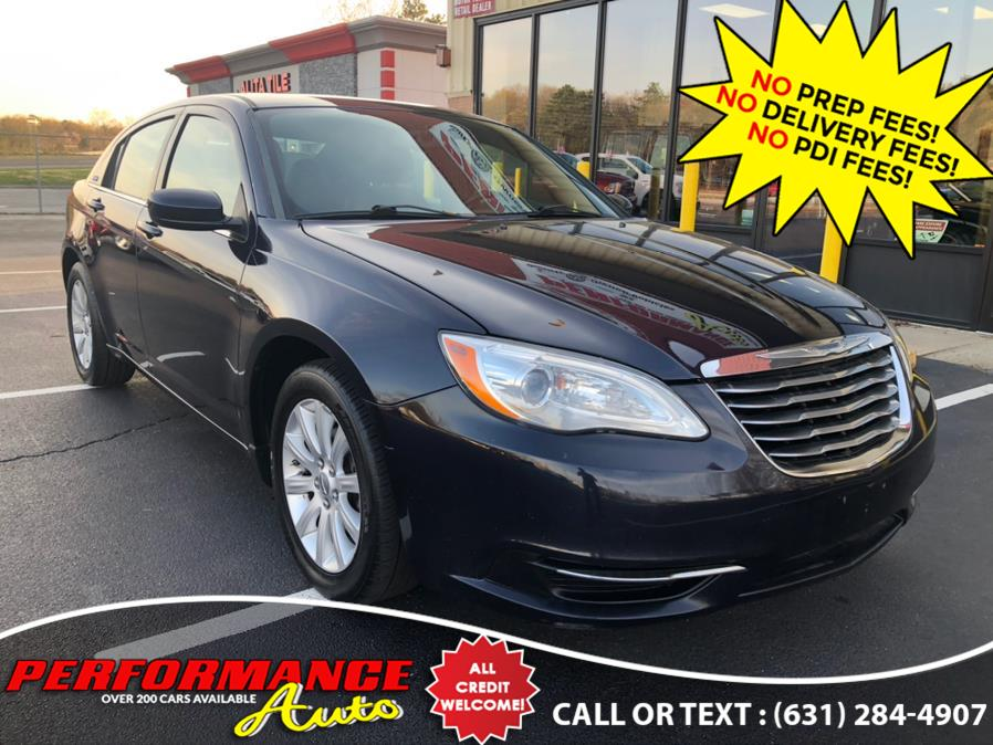 Used 2012 Chrysler 200 in Bohemia, New York | Performance Auto Inc. Bohemia, New York