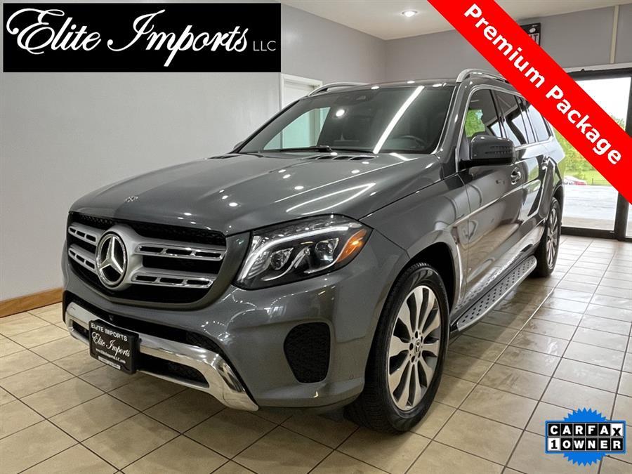 Used Mercedes-benz Gls GLS 450 2018 | Elite Imports LLC. West Chester, Ohio