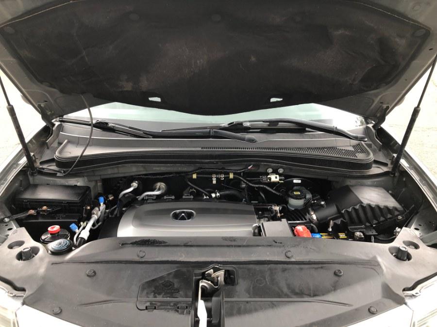 Used Acura MDX AWD 4dr Tech Pkg 2011   Ledyard Auto Sale LLC. Hartford , Connecticut