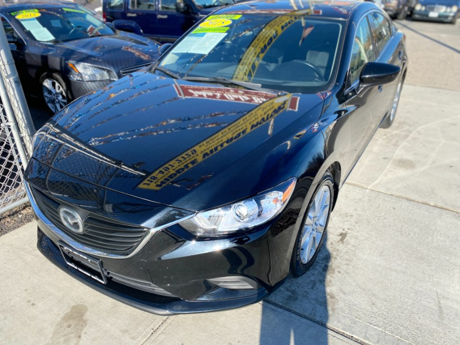 Used 2015 Mazda Mazda6 in Middle Village, New York | Middle Village Motors . Middle Village, New York