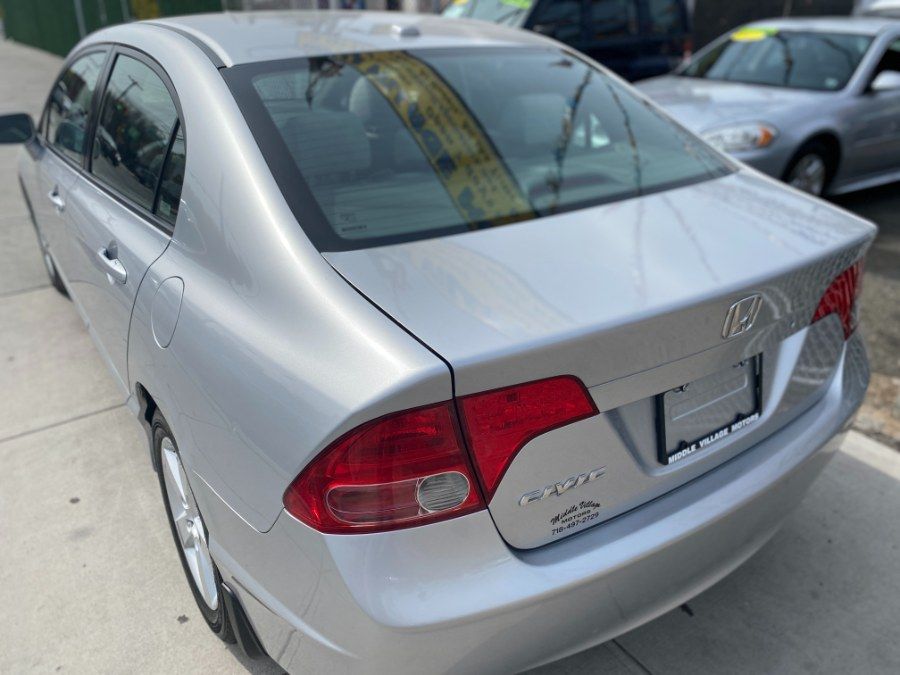 Used Honda Civic Sdn 4dr AT EX w/Navi 2007   Middle Village Motors . Middle Village, New York