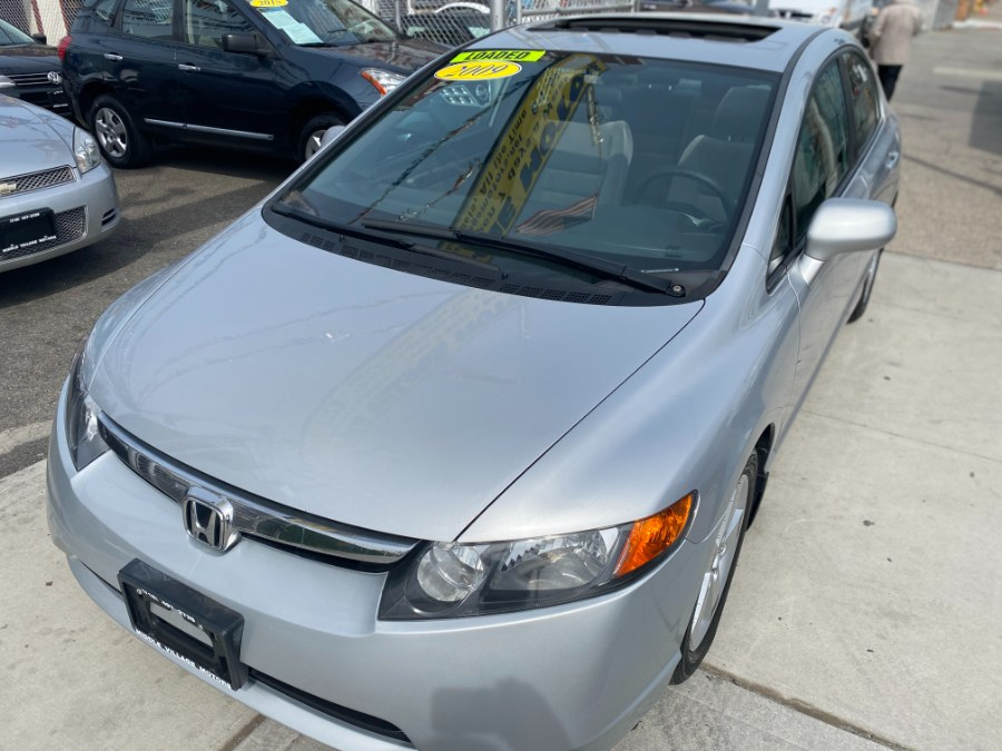 Used 2007 Honda Civic Sdn in Middle Village, New York | Middle Village Motors . Middle Village, New York