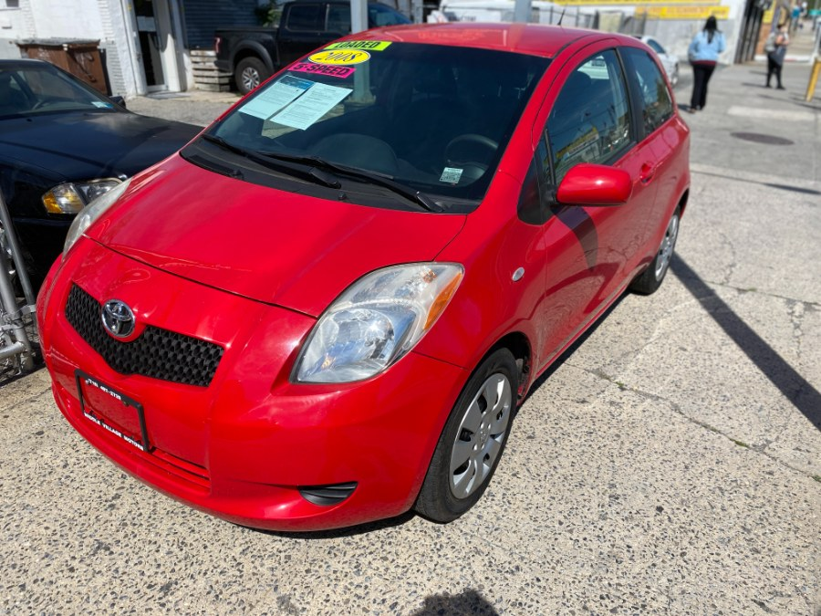 Used 2008 Toyota Yaris in Middle Village, New York | Middle Village Motors . Middle Village, New York