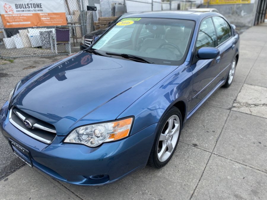 Used 2006 Subaru Legacy Sedan in Middle Village, New York | Middle Village Motors . Middle Village, New York