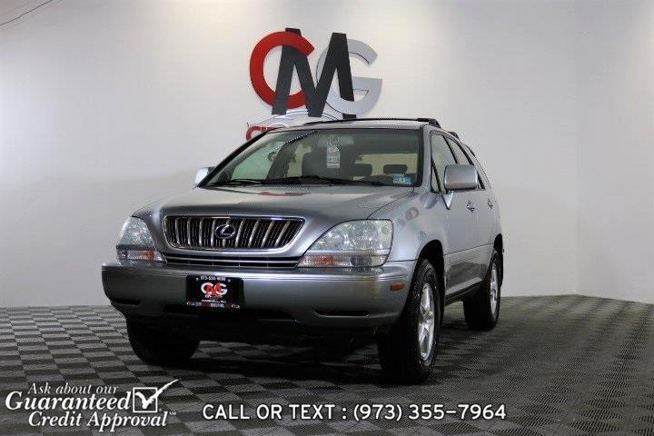 Used Lexus Rx 300 2001 | City Motor Group Inc.. Haskell, New Jersey