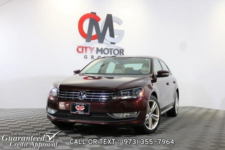 Used 2014 Volkswagen Passat in Haskell, New Jersey | City Motor Group Inc.. Haskell, New Jersey
