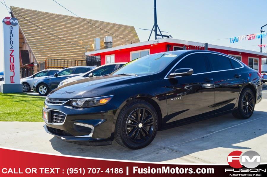 Used 2016 Chevrolet Malibu in Moreno Valley, California | Fusion Motors Inc. Moreno Valley, California