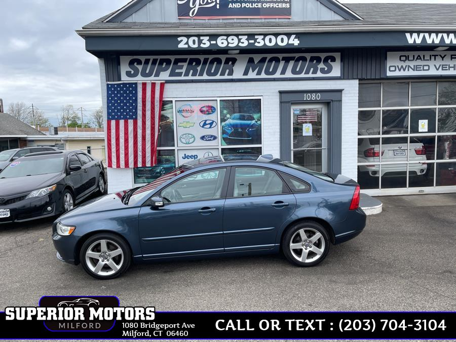 Used 2008 Volvo S40 S40 in Milford, Connecticut | Superior Motors LLC. Milford, Connecticut