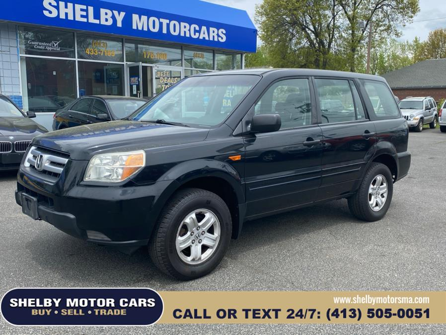 Used 2006 Honda Pilot in Springfield, Massachusetts | Shelby Motor Cars . Springfield, Massachusetts