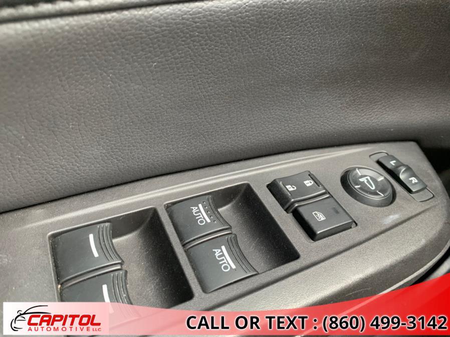 Used Acura ILX 4dr Sdn 1.5L Hybrid Tech Pkg 2013 | Capitol Automotive 2 LLC. Manchester, Connecticut