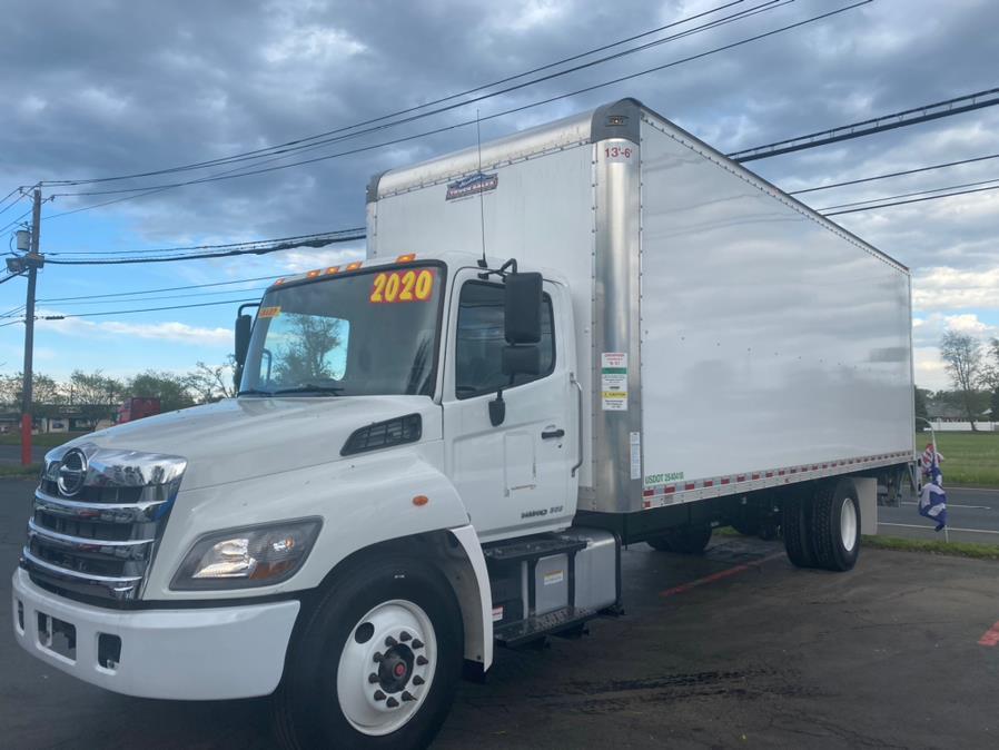 Used 2020 Hino 258/268 in Burlington, New Jersey | Aladdin Truck Sales. Burlington, New Jersey