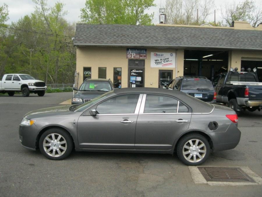 Used Lincoln MKZ 4dr Sdn FWD 2011 | Automotive Plus. Bristol, Connecticut
