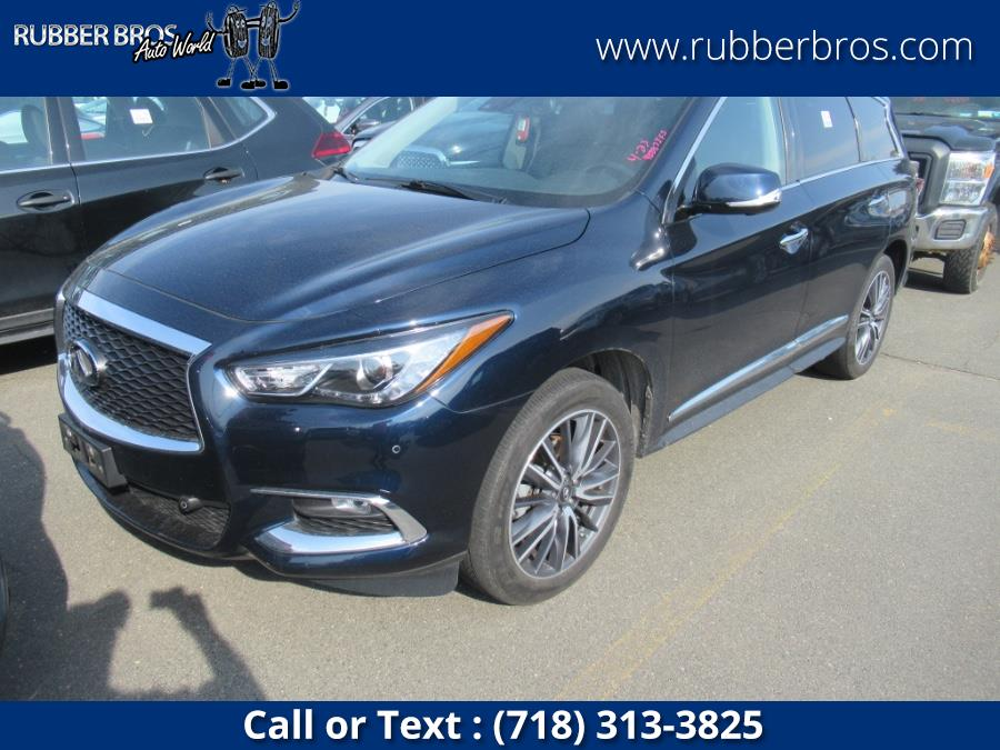 Used INFINITI QX60 AWD 2018 | Rubber Bros Auto World. Brooklyn, New York