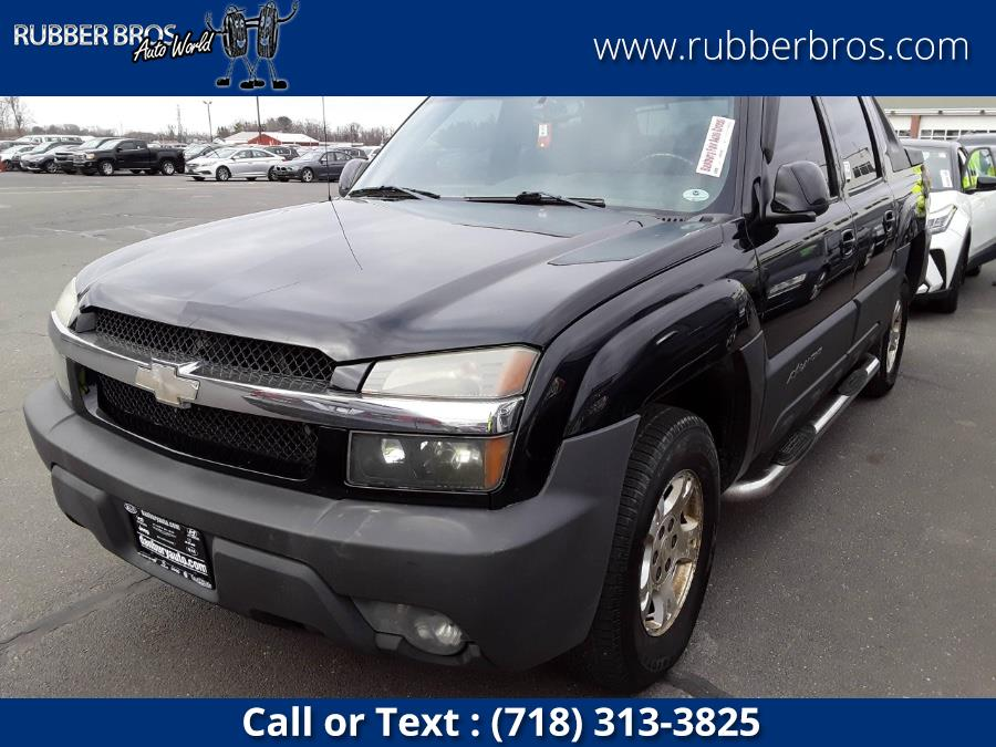 """Used Chevrolet Avalanche 1500 5dr Crew Cab 130"""" WB 4WD 2003 