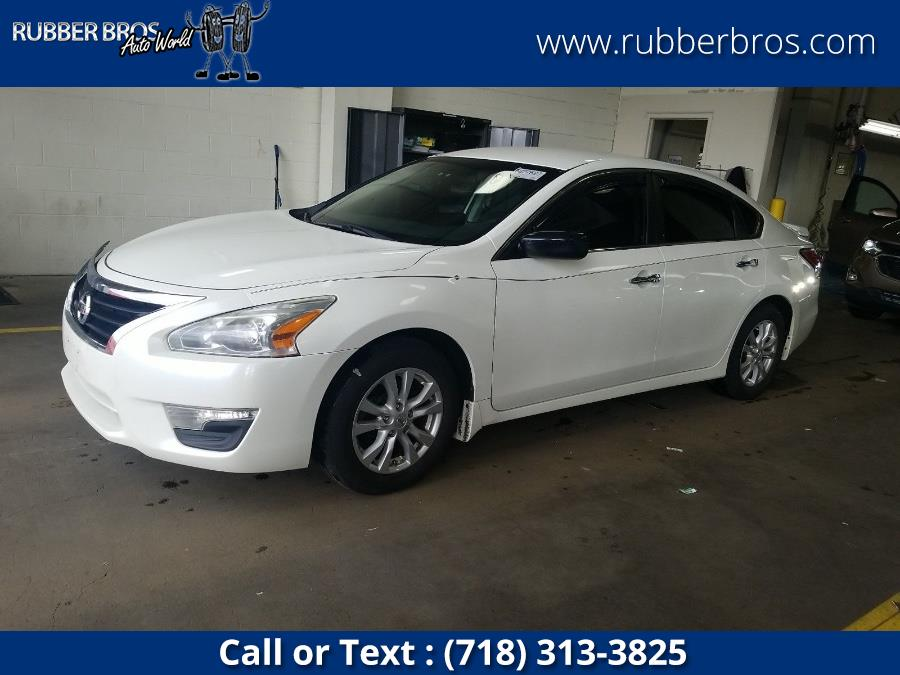 Used 2014 Nissan Altima in Brooklyn, New York | Rubber Bros Auto World. Brooklyn, New York