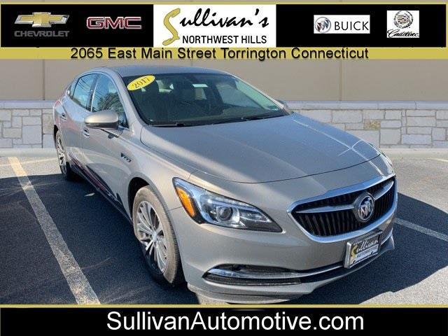 Used Buick Lacrosse Preferred 2017   Sullivan Automotive Group. Avon, Connecticut