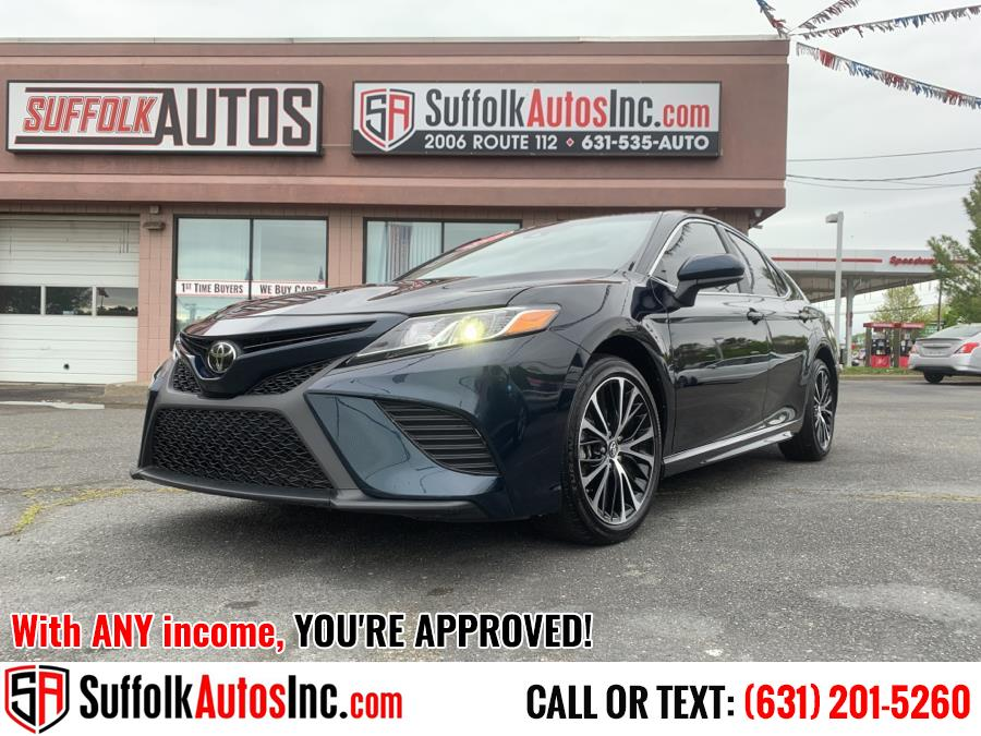 Used 2019 Toyota Camry in Medford, New York | Suffolk Autos Inc. Medford, New York