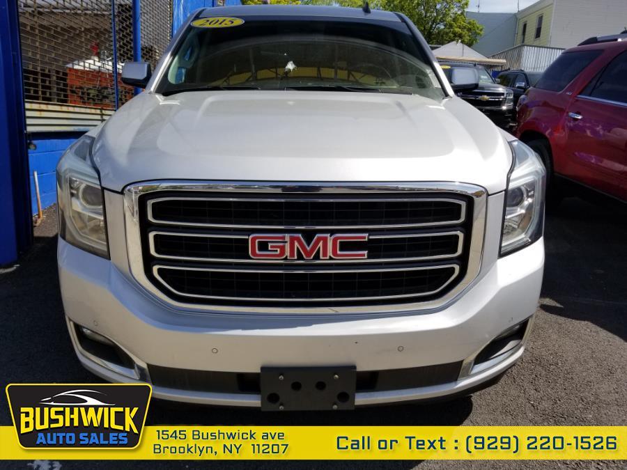 Used 2015 GMC Yukon in Brooklyn, New York | Bushwick Auto Sales LLC. Brooklyn, New York