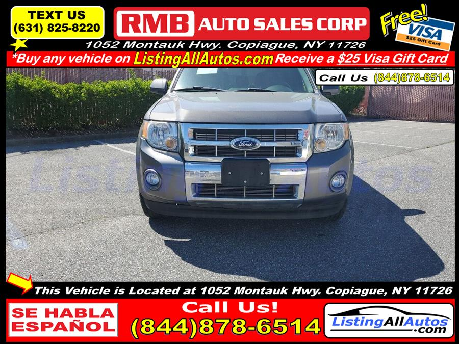 Used Ford Escape Limited AWD 4dr SUV 2012 | www.ListingAllAutos.com. Patchogue, New York